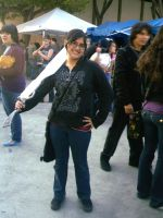 I have the sword by HalfWolfMynah