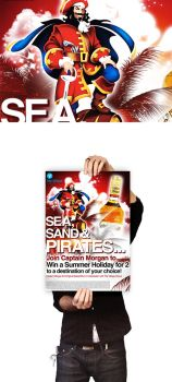 Captain Morgans Promotion by meylersmemoirs