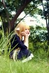 Chobits - Wondering by nyaomeimei