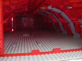 Lego Military Hanger (View 4) by buddy55009