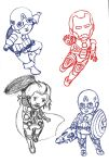 Minivengers by Stephanie-Chivas