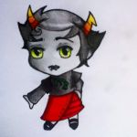 Kanaya Maryam by manateePhysicist