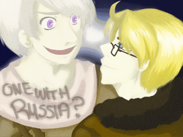 ++ APH:: Trade: RusUs fun.. xD by ephemeralDELUSiON