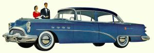 age of chrome and fins: Buick 4 by Peterhoff3