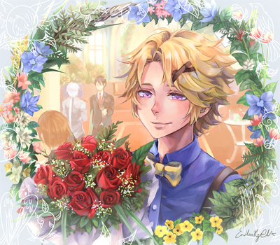 Yoosung by EndlessRz