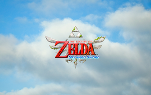 Skyward Sword Wallpaper by CYB3R7R0N