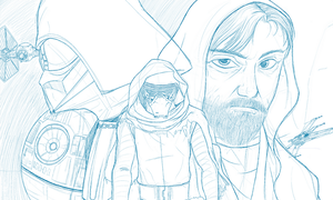 Star Wars WiP by Mastens