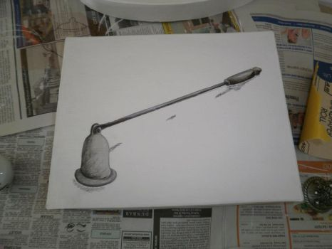 Candle Putter Outer Thingy by EllieJelly666