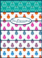 Free Owl Pattern by Raetia