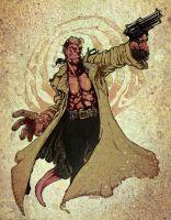 Hellboy-Contest by seban001