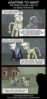 AtN: The Hero In Blue -  Part 10 by Rated-R-PonyStar