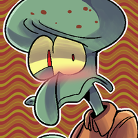 squidward by EZstrongs