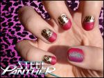 Steel Panther Nails by Ninails
