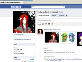 On Facebook by Michron