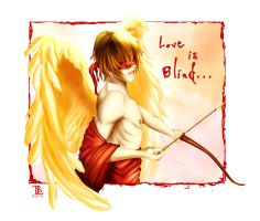 Eros: Love is Blind by TeriStearns