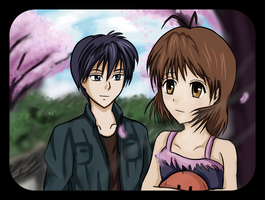 Clannad by Szandy98