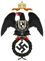 CoA Nazi Imperial Germany (Central Victory) by TiltschMaster