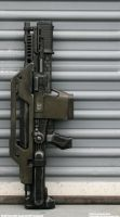 M41A Pulse Rifle Inspired Nerf Stampede 1/2 by JohnsonArms