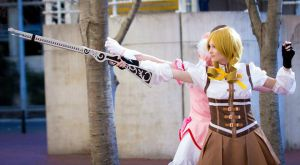 Madoka Magica: Fight! by Alice-of--spades