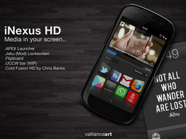 iNexus HD by vallianceART