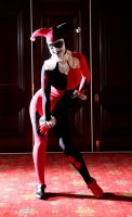 Miss Harley Quinn by theprincessbee