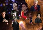 Mine Favoriets Televison Serie Villians by BlackBatFan