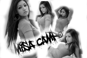 Misa Campo by lilpimpstah