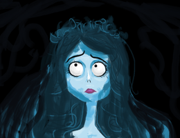 Corpse Bride by JasminoCat