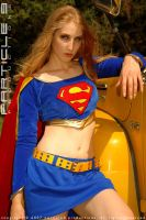 Supergirl On The Farm by Superchica