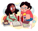 Connie And Steven by zamii070
