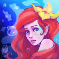 Ariel by kelcyXjoy
