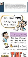 Time Management (tumblr response) by AnthonyHolden