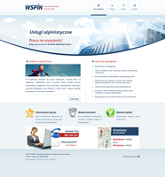 WSPIN - webdesign refreshed by Nexert