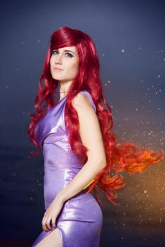 Ariel (beach photo shoot) 1 by AliciaMigueles