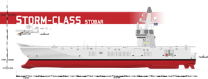 Storm-class DCVN by Afterskies