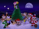 Kongs' Christmas Frolicking by kjsteroids