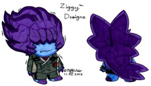 Ziggy Designs by trinityweiss