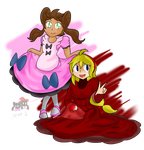 Boutique: Mysterious Sisters by Xero-J