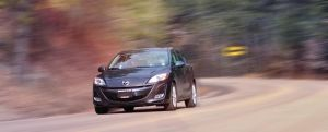 Mazda 3 on Mountain Roads by Dan52T