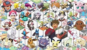 SSB4 Pokemon Series Roster by The-Koopa-of-Troopa