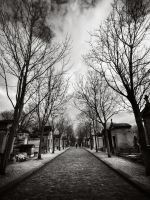 Pere Lachaise II by kpavlis