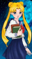Sailor Moon Color Entry by EdaHerz