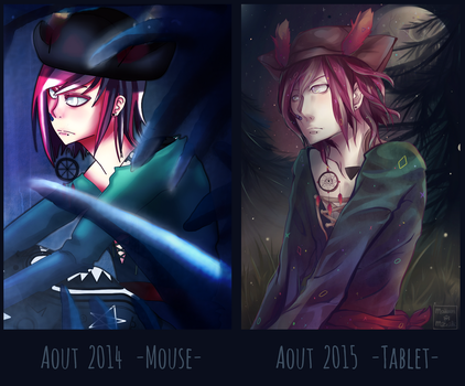 Before After by MaewenMitzuki