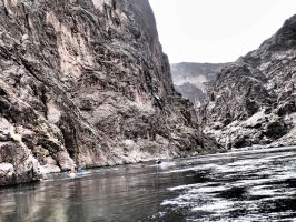 Upper Black Canyon by ClymberPaddler