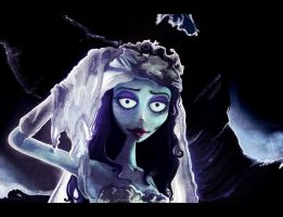 corpse bride by viria13