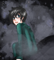 Doomed!John Egbert by faetryx