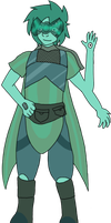 Fusion: Smithsonite by AquaArtist532