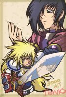 Tales of Destiny by La-Guara