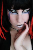 Exotic Goth XIV by robotic-cupcake