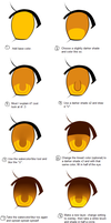 Eye Color Tutorial by threewiishes